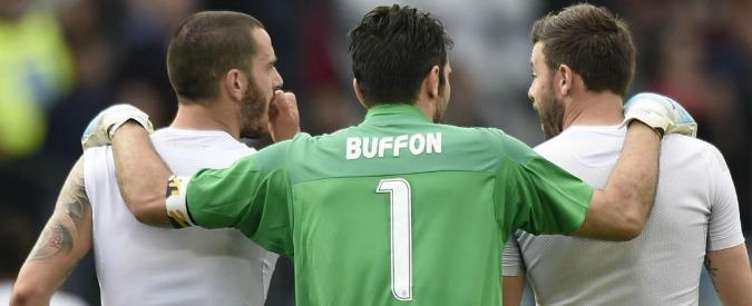 Buffon, record di imbattibilità: si ferma a 973 minuti. Battuto Rossi (video)
