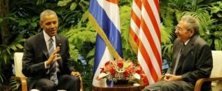 Obama a Cuba, stampa internazionale lasciata allo sbaraglio: 120 dollari per accedere alla sala stampa