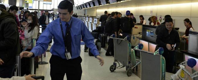 Sciopero nazionale degli uomini radar, sabato 9 rischiano di non partire 250 voli