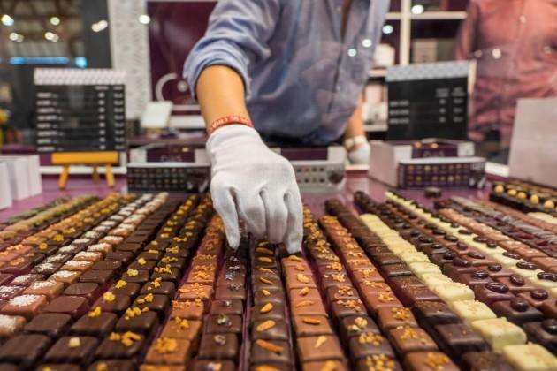 Le Salon du Chocolat - La Fiera del Cioccolato di Bruxelles