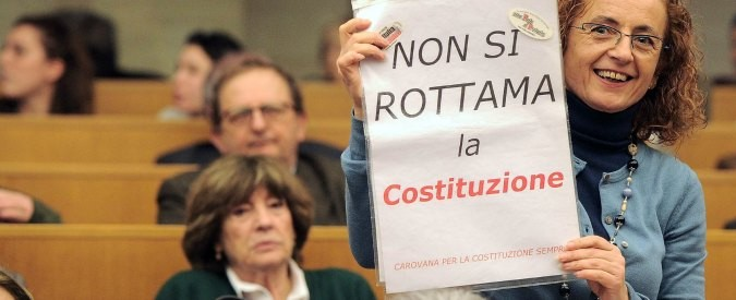 Referendum costituzionale, l'oscuro Sì della Cassazione e il baratto che ci sta dietro