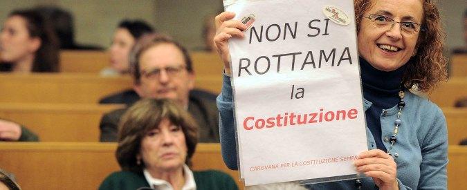 Referendum costituzionale, firma l'appello per dire no alle riforme che riducono la democrazia