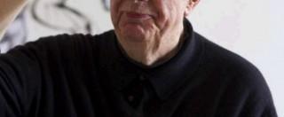 """Dario Fo compie 90 anni: """"Sono anziano non vecchio. I vecchi ridono poco, sono nostalgici e di destra. E io a destra mai!"""""""