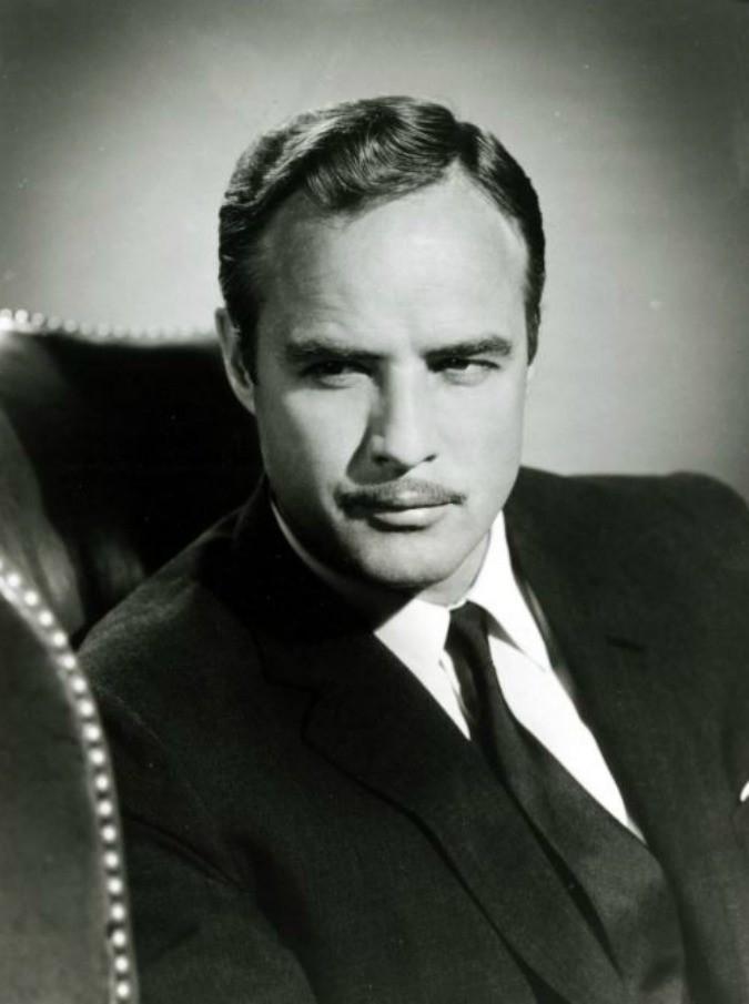 Marlon Brando sesso gay