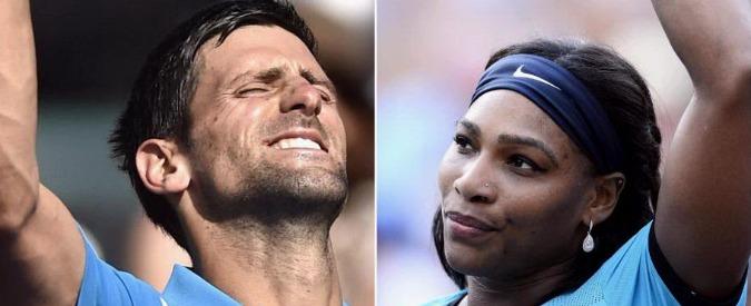 """Tennis, Novak Djokovic: """"Giusto che noi uomini guadagniamo più delle donne perché siamo più seguiti"""" – Video"""
