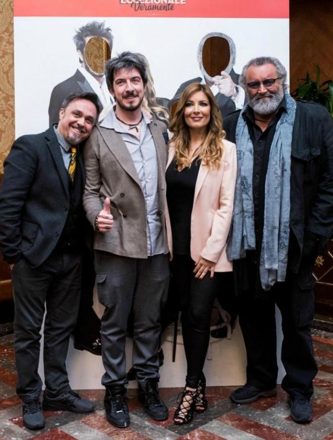 Eccezionale Veramente, al via il talent comico di La7 con Diego Abatantuono, Selvaggia Lucarelli e Paolo Ruffini