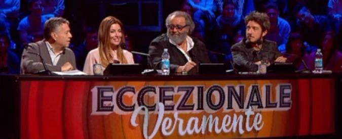 """""""Eccezionale veramente"""" su La7, share al 3,7% per il primo talent show dei comici: l'azienda punta a costruire nuovi ascolti"""
