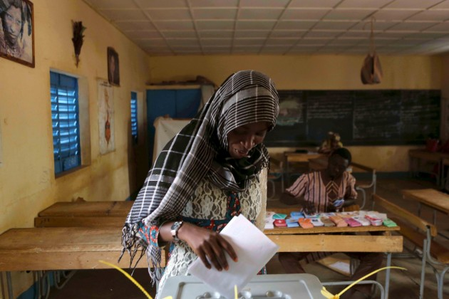 Niger, elezioni presidenziali