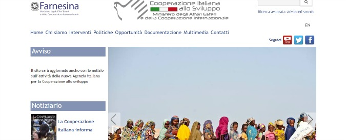 """Cooperazione internazionale, le ong: """"La società civile tenuta fuori dai bandi"""""""
