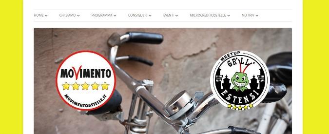 """M5S Ferrara, soldi delle donazioni finiscono su conto privato. In due si dimettono dal meet-up: """"Poca chiarezza"""""""