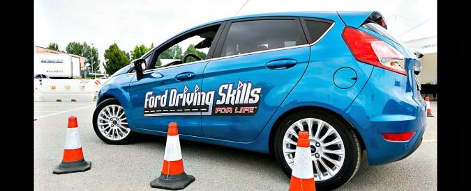 Ford Driving Skills for Life, tornano i corsi di guida responsabile per i giovani