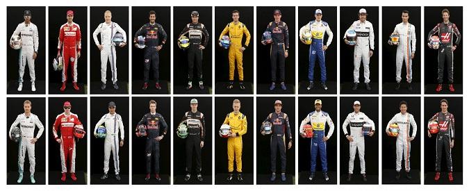 Formula Uno 2016, i piloti protagonisti: da Vettel ad Hamilton