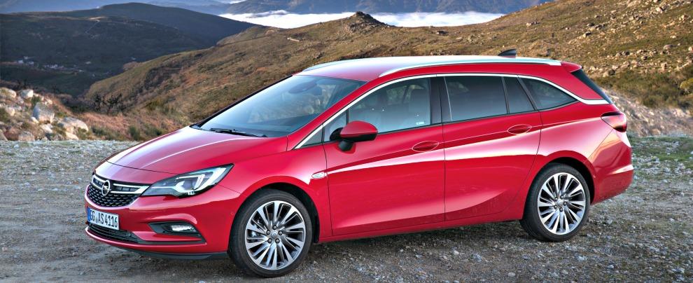 Opel Astra station wagon, la prova del Fatto.it - l'Auto ...