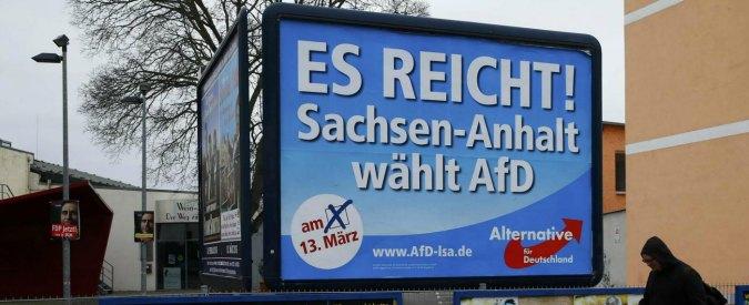 "Germania, cresce destra populista anti-Merkel. Berlino: ""Nessun dietrofront sui migranti"". Verdi conquistano primo Land"