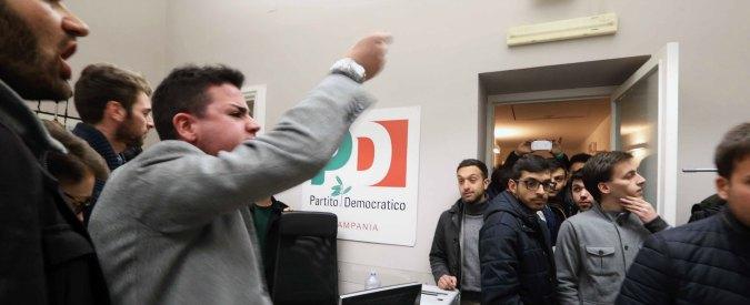 Giovani democratici Campania, il congresso finisce in nulla. Tra fughe con i verbali e votazione di nascosto