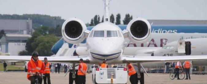 Evasione Iva, sequestrato aereo dell'imprenditore Volpi. Il socio di Banca Carige è indagato per contrabbando