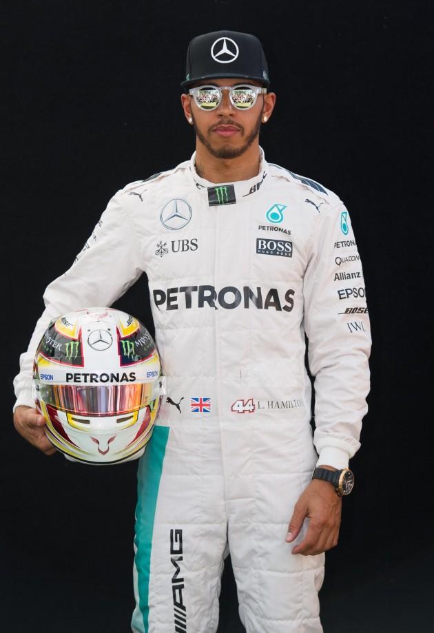 Formula 1 2016, ritratti dei piloti