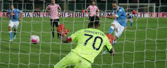 Gonzalo Higuain, il teorema del Pipita: quando segna la truppa di Sarri fa punti. E ha fatto 27 gol in 29 giornate – Video