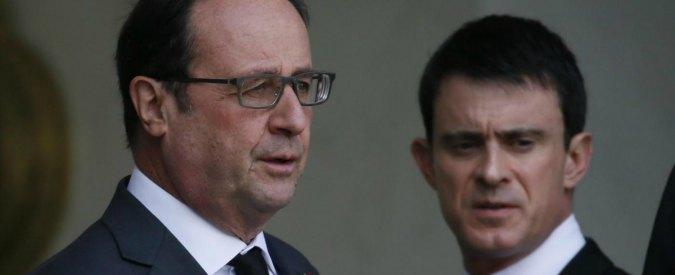"""Terrorismo, Hollande rinuncia alla riforma della costituzione e alla revoca della cittadinanza: """"Non c'è consenso Aula"""""""