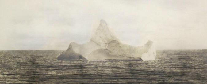 """Titanic, """"l'iceberg che lo affondò era in agguato da 100mila anni"""""""