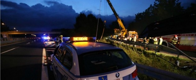 incidente stradale 675