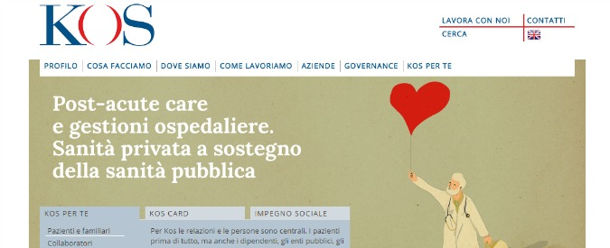 De Benedetti, fondo partecipato dallo Stato diventa socio del gruppo di famiglia nel settore sanità