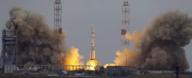 ExoMars, lanciata la sonda per Marte. L'Europa a caccia di tracce di vita aliena