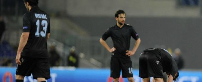 Europa League, Lazio travolta dallo Sparta Praga: 0 a 3. L'Italia dice addio alle coppe