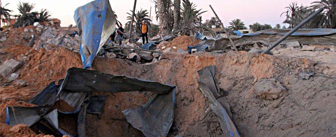 """Libia, forze speciali in mano al premier, senza il voto del Parlamento. """"E le informazioni sono segrete"""""""