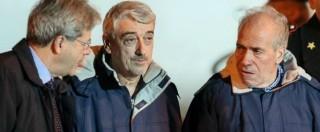 """Libia, ex ostaggi Pollicardo e Calcagno rientrati in Italia: """"Tenuti da gruppo non collegato a Isis. Picchiati e senza cibo. Liberati da soli"""""""