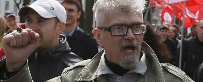 """Eduard Limonov, lo scrittore russo ricoverato in rianimazione: """"Sono stato quasi nell'aldilà, ma ora mi sento bene"""""""