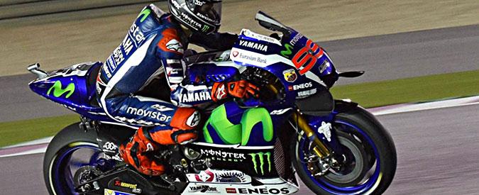 MotoGp, gran premio di Francia. Vince Lorenzo davanti a Rossi. Fuori le Ducati e Marquez