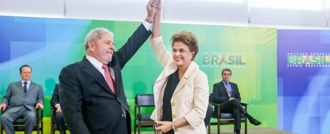 Brasile, annullata sospensione della nomina di Lula. L'ex presidente torna a capo del ministero della Casa civile