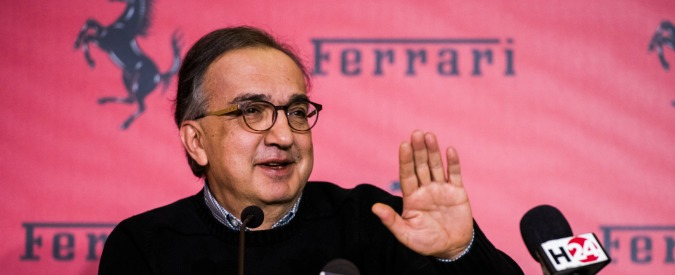 Ferrari, Sergio Marchionne assume il ruolo di amministratore delegato. E resta presidente