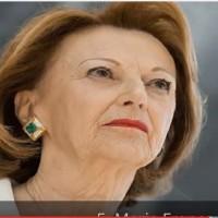 30. Maria Franca Fissolo22,1 miliardi di dollariPrima italiana in classifica, è la vedova di Michele Ferrero, fondatore dell'azienda dolciaria.
