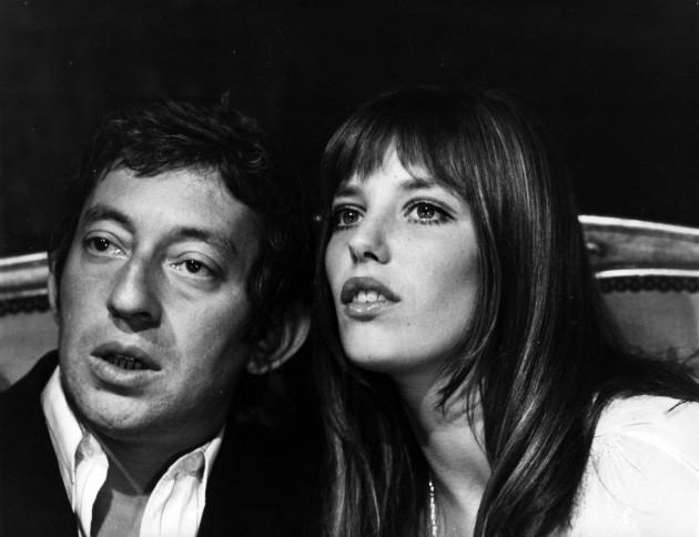 Retrospettiva di Jane Birkin e Serge Gainsbourg