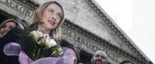 Comunali Roma, Meloni si candida: 'Bertolaso si faccia di lato'. Ma lui: 'Non lascio'. Berlusconi: 'I leghisti lì? Ex fascisti'