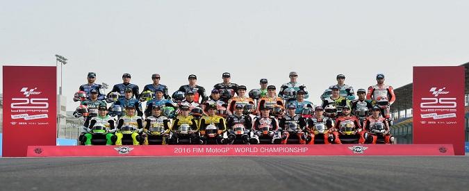 MotoGp 2016, i piloti protagonisti: da Valentino Rossi a Marc Marquez