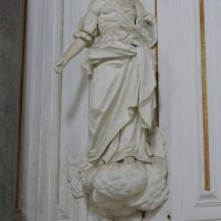 I danni alla Chiesa dei Tre Re a Palermo
