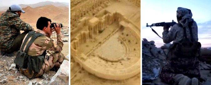 """Palmira, esercito: """"Città riconquistata. Ora liberiamo Raqqa e Deir Ezzor"""". Assad: """"Coalizione Usa anti-Isis è poco seria"""""""