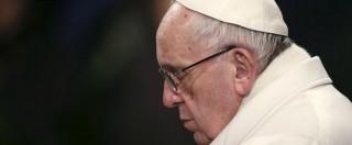 """""""Croce di Cristo"""", la preghiera-invettiva di Papa Francesco. Il testo integrale"""