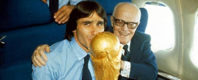 """Il Dc-9 del Mondiale '82 rischia la rottamazione. Causio: """"Salvate il tavolo dove giocammo a carte con Pertini"""""""