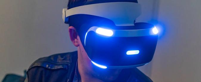 Realtà virtuale, in arrivo dispositivi per immergersi in filmati e giochi