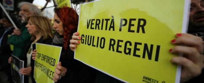 Giulio Regeni, non ci accontentiamo di una verità conveniente e parziale