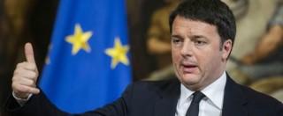 """Libia, Renzi: """"Su intervento militare serve voto del Parlamento. I due italiani presto a casa"""""""