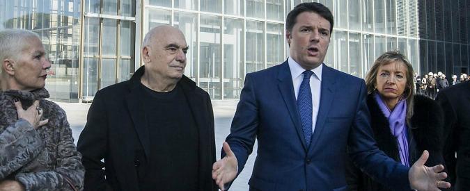 """Ponte sullo Stretto, Renzi insiste: """"Si farà. Ma prima finiamo le incompiute. A partire dalla Salerno-Reggio Calabria"""""""