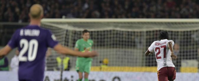 Serie A, 28° turno: anticipo Roma-Fiorentina. Sfida per il terzo posto che vale qualificazione in Champions – Video