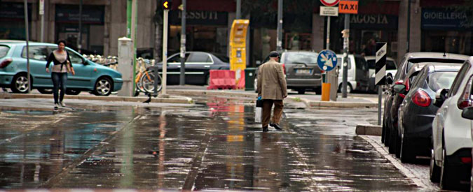 Milano, il Seveso vicino all'esondazione. E tornano paure e polemiche per la messa in sicurezza
