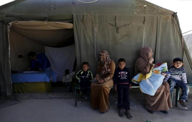 Siria, le nascite nei campi rifugiati