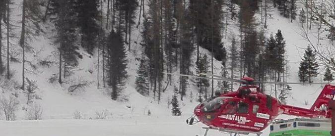 Courmayeur, due valanghe in un'ora: un italiano tra i tre morti e diversi feriti